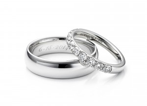 Wedding Band or Engagement Ring Whats the Difference