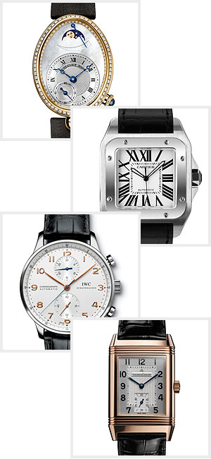 Buying fine watches online