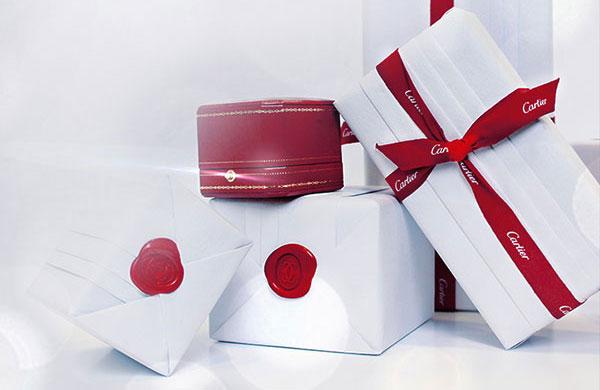 Cartier Valentine's Day