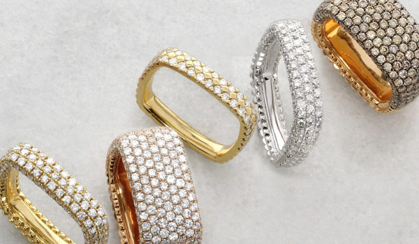 Hamilton Jewelers Mercer fine jewlery collection