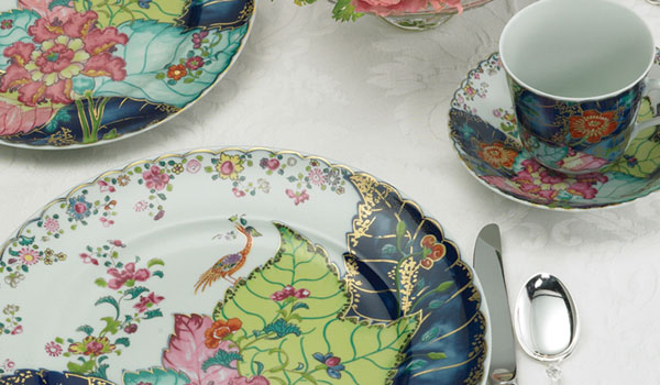 Mottahedeh fine China and dinnerware