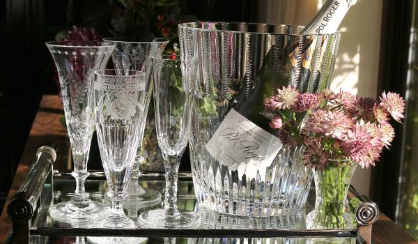 William Yeoward Glass