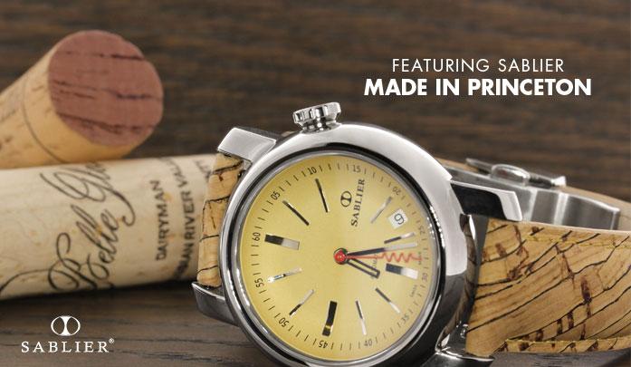 Hamilton Jewelers Watchfair, Sablier Timepieces