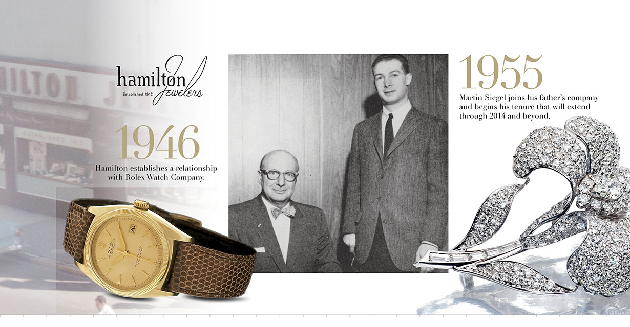 Hamilton Jewelers Timeline Image 5