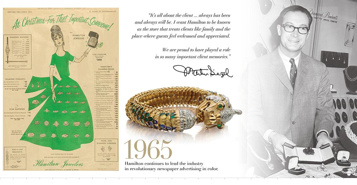Hamilton Jewelers Timeline Image 8