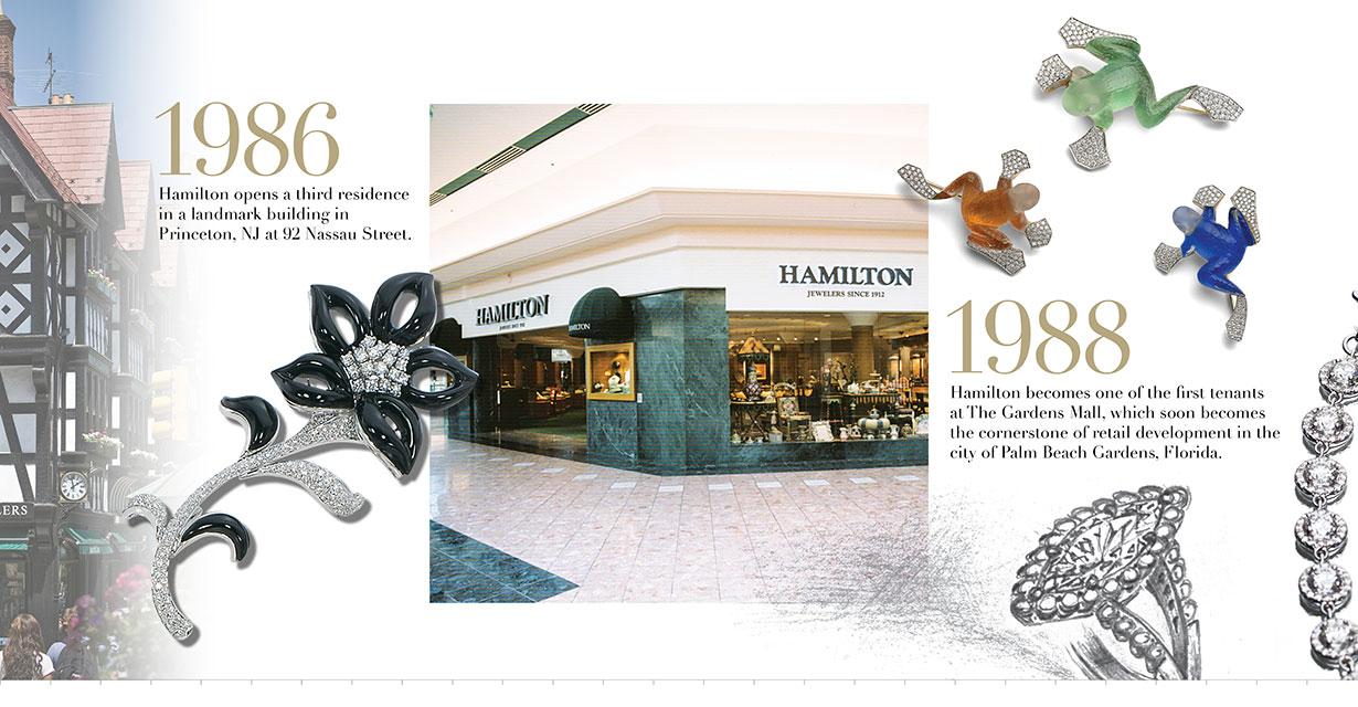 Hamilton Jewelers Timeline Image 10