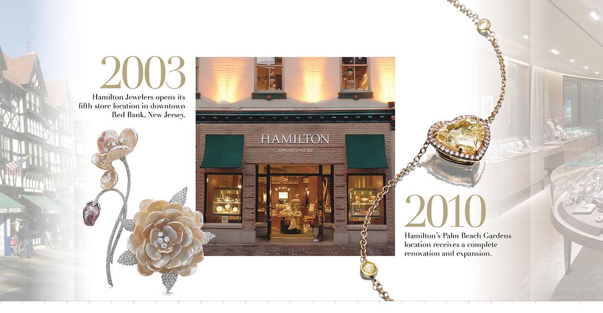 Hamilton Jewelers Timeline Image 12