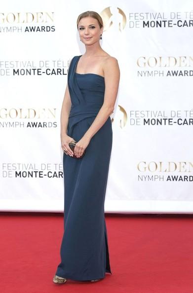 Spotted Emily Vancamp Wears Pomellato In Monaco