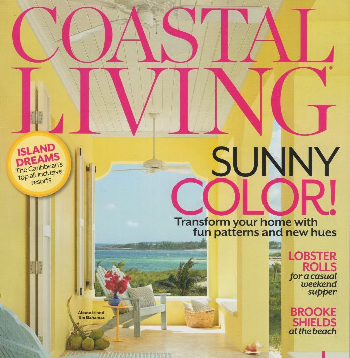 Images And Information Courtesy Of Coastal Living Magazine.