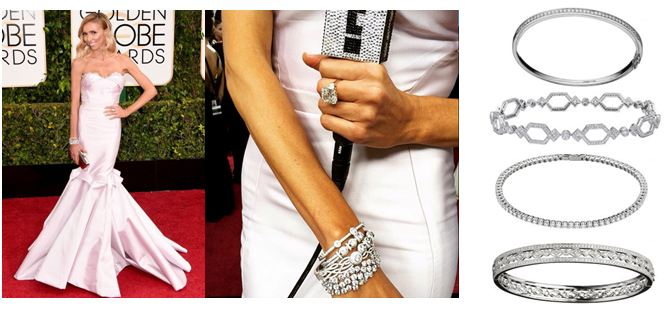 Get Red Carpet Ready Jewelry Trends from 72nd Annual Golden