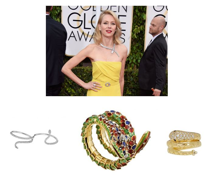 serpent jewelry