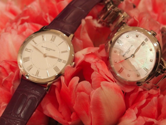 red-hot watches for valentine's day :: hamilton jewelers, Ideas