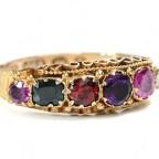 acrostic jewelry