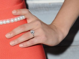 Emmy Rossum Engagement