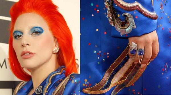 Lady Gaga Grammys 16