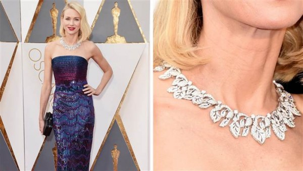Pure glitz the best jewelry from the 2016 oscars for Jewelry at the oscars 2016