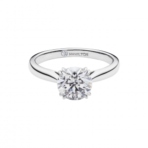 Solitare Engagement Ring