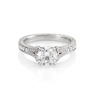 Heritage Engagement Ring