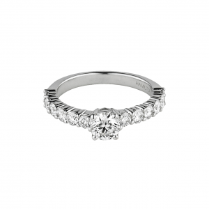 Duet Collection Engagement Ring
