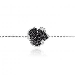 AS29 black sapphire bracelet