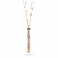 Jade Trau Tassel Necklace
