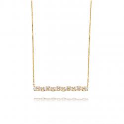 Astley Clarke Diamond Necklace