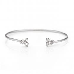 Diamond Fleur Bangle