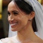Meghan Markle Earrings Close Ups