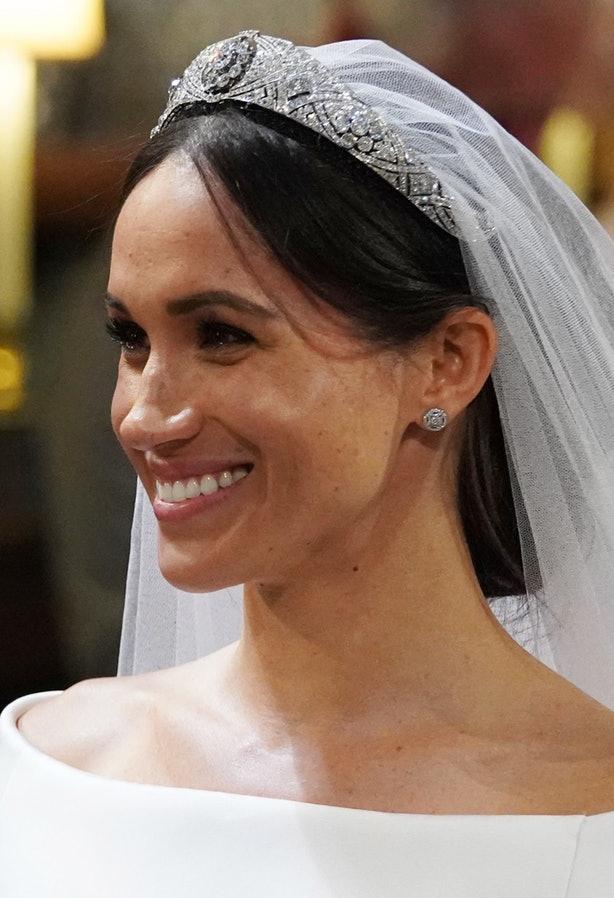 Meghan Markle's Royal Wedding Jewelry