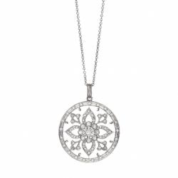 Heritage Gold Diamond Pendant