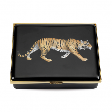 Halcyon Days Tiger Prestige Box