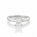 The Hamilton Signature 1.08 CT Diamond Ring