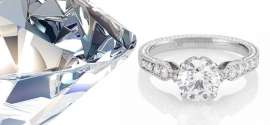 What is the Most Popular and Average Carat Size for Engagement Rings?