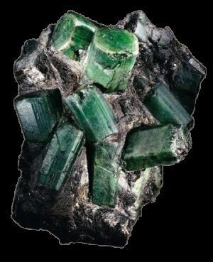 The Bahia Emerald.