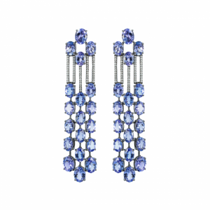 Drop Deco earrings make a statement while keeping your look consistent.