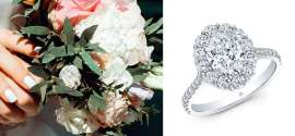 The Most Flattering Engagement Ring Styles For Your Hands & Fingers