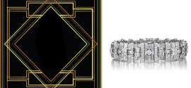 Fine Jewelry For The 1920s Vintage & Great Gatsby Inspired Bride