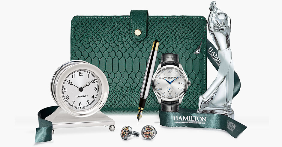 Hamilton Jewelers Business and Corporate Gifts
