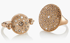 Hamilton Jewelers Stardust Collection
