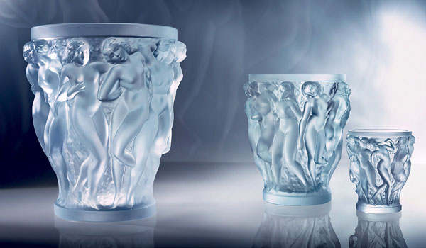 Lalique homeware