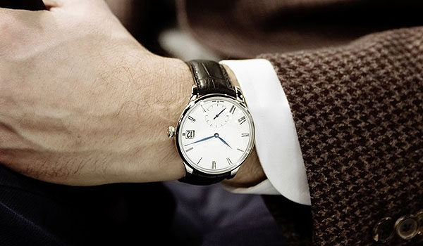 Certified Pre-owned timepieces