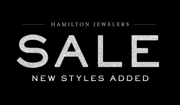 Hamilton Jewelers Giftware on sale