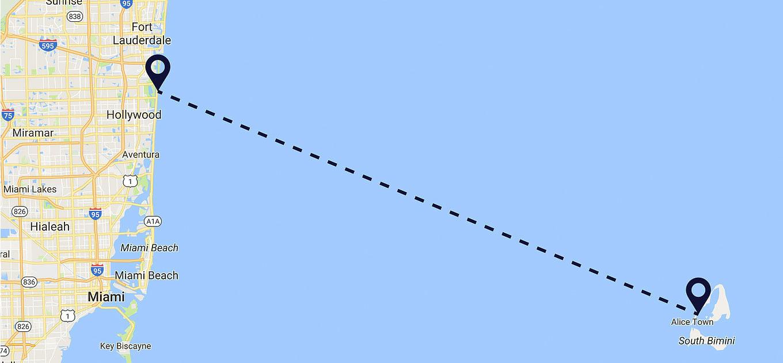 50 mile crossing