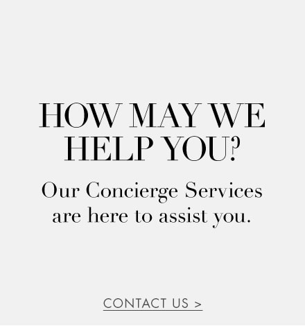 Contact Our Concierge Services