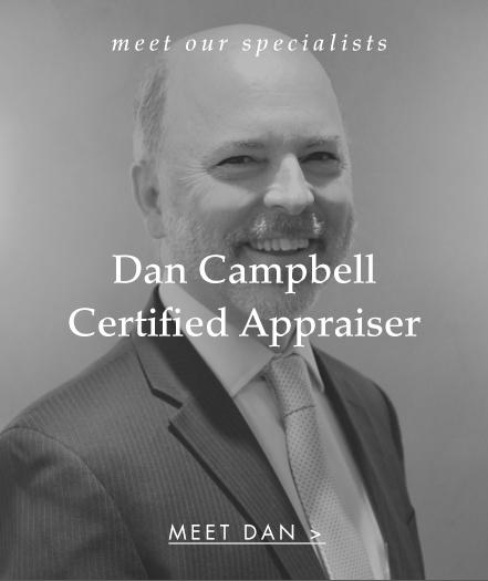 Meet Dan Campbell: Certified Appraiser