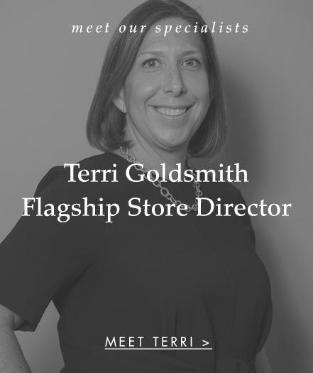 Meet Terri Goldsmith: Flagship Store Director