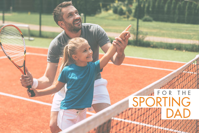 The Sporting Dad