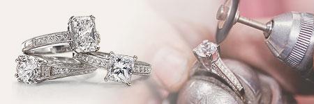 One-Of-A-Kind Piece of Fine Custom Jewelry