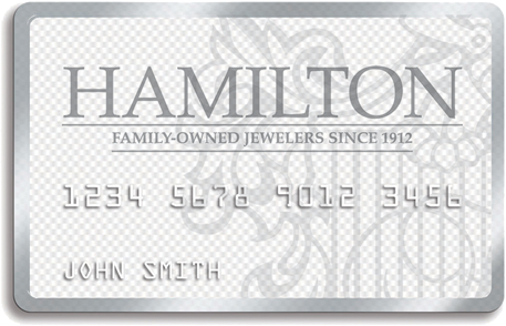 Hamilton Jewelers Preferred Card Holder Program: Become A Member Today