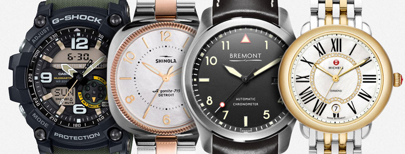 Watches and fine timepieces
